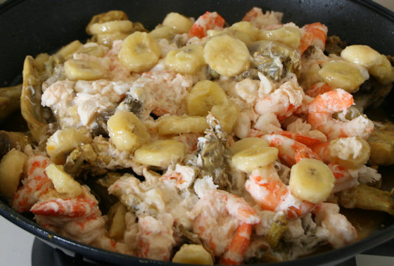 Fricass e de poulet la cr ole for La cuisine facile