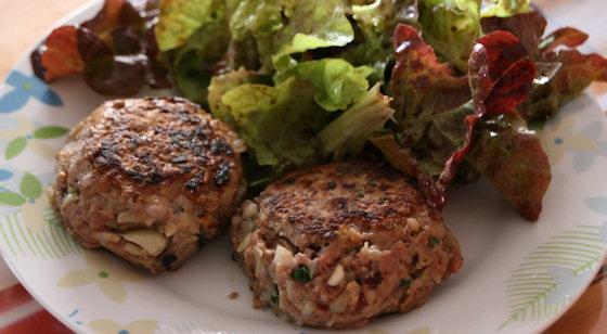 Boulettes de viande de boeuf aux épices
