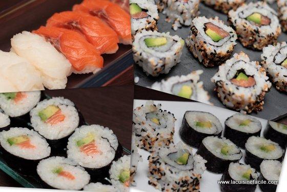 Préparation du riz vinaigré pour sushi et maki