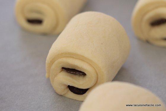 Pain Maison Chocolat Noir Chocolat Blanc Sans Machine à Pain