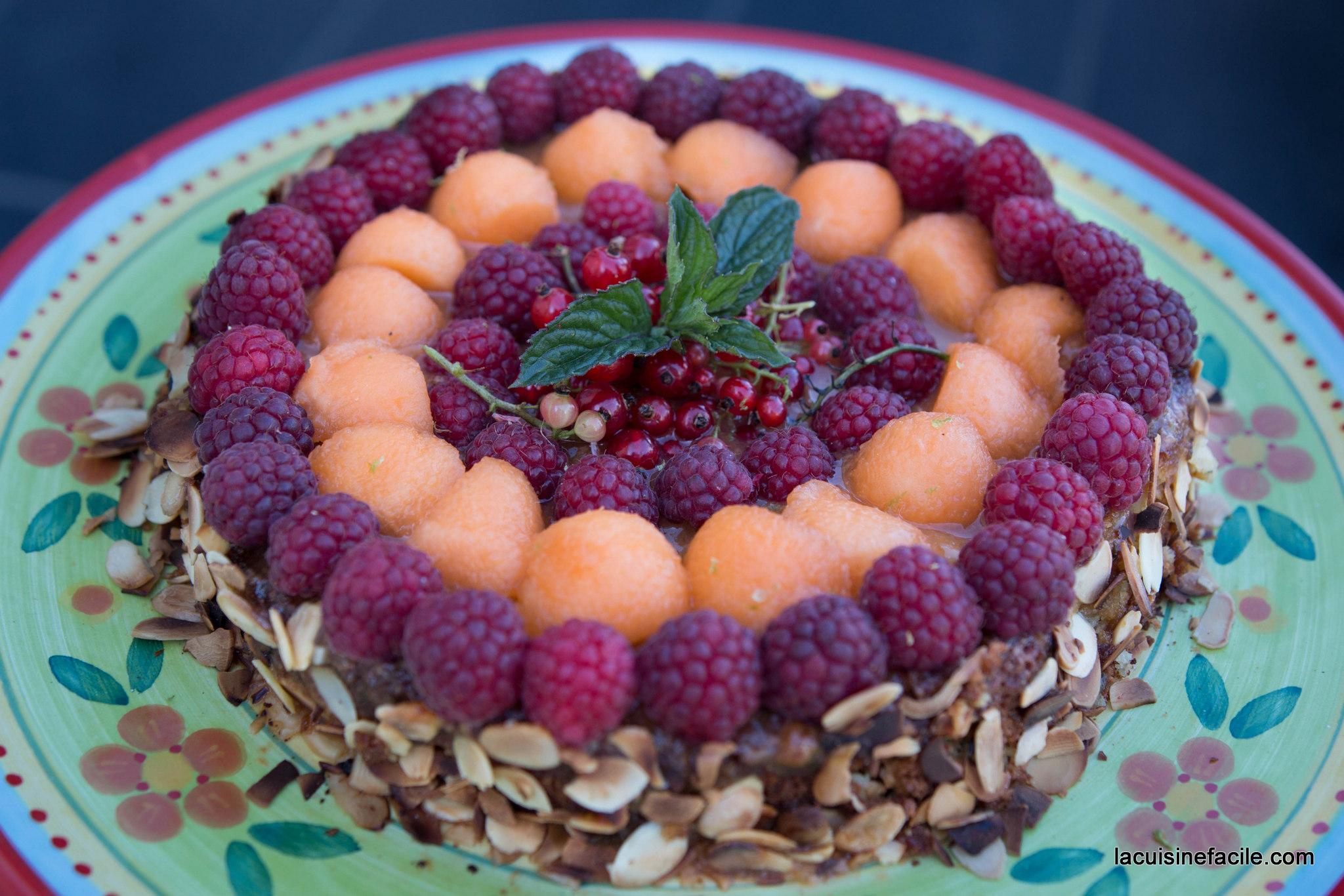 Gâteau à partager de Christophe Michalak